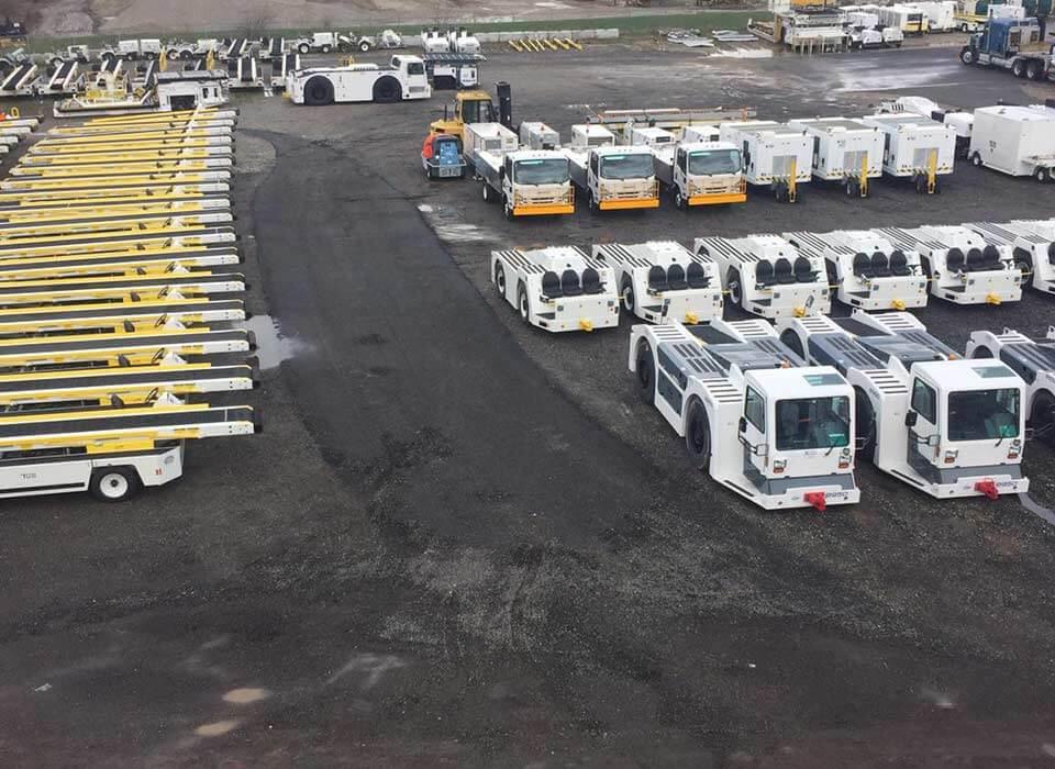 Airport Equipment Rental