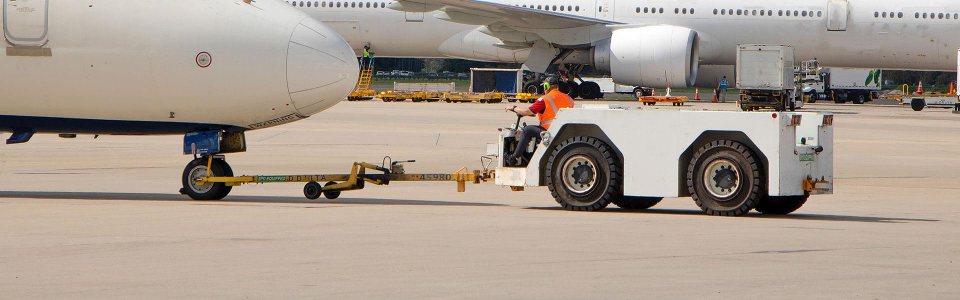 Aircraft Pushback